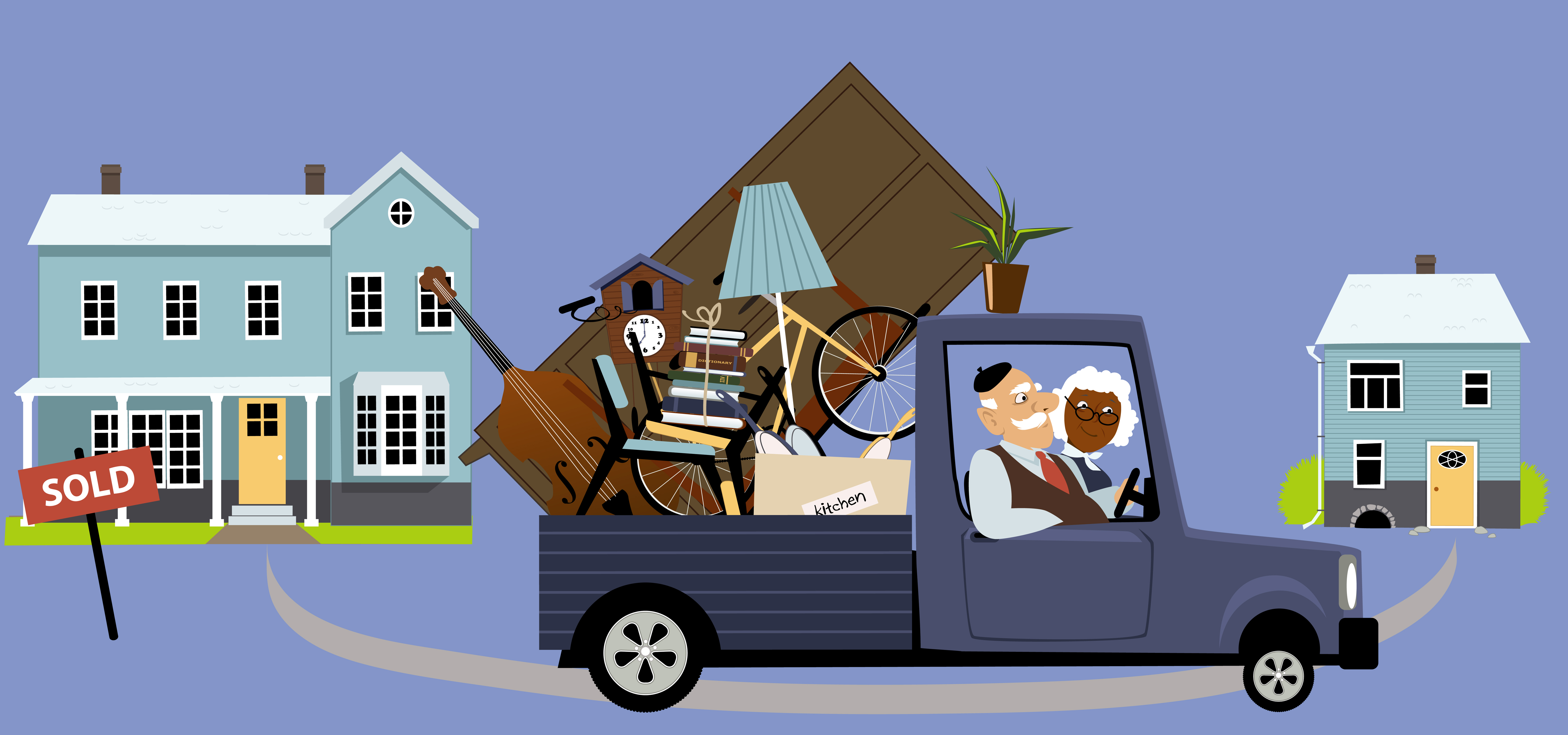 Downsizing Your Apartment